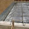 before concrete